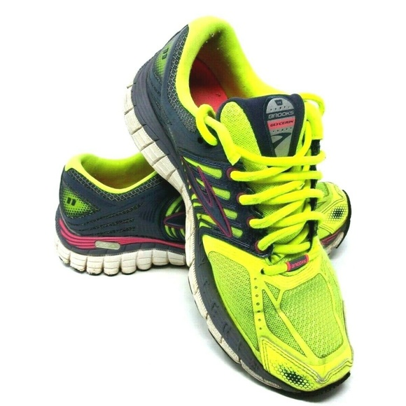 83687b9ccb9 Brooks Shoes - BROOKS GLYCERIN 11 WOMENS RUNNING SHOES SIZE 9